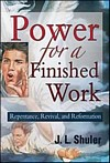 Power For A Finished Work