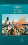 Christ and His Law Adut Bible Study Guide 2Q 2014