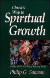 Christ's Way to Spiritual Growth