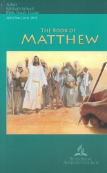 The Book of Matthew Adult Bible Study Guide 2Q 2016