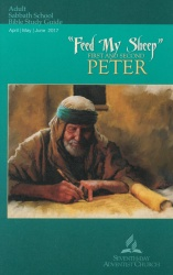 1 and 2 Peter Adult Bible Study Guide 2Q 2017