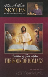 The Book of Romans Ellen G. White Notes 4Q 2017