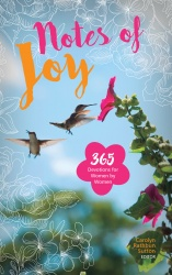 Notes of Joy  Woman's Devotional 2018