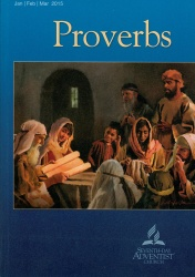 Proverbs Adult Bible Study Guide 1Q 2015
