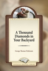 A Thousand Diamonds in Your Backyard